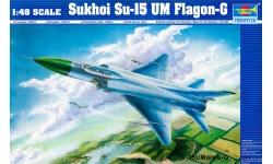 Су-15УМ Сухой - TRUMPETER 02812 1/48