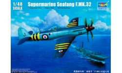 Seafang F.Mk. 32 Supermarine - TRUMPETER 02851 1/48