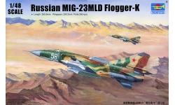 МиГ-23МЛД - TRUMPETER 02856 1/48