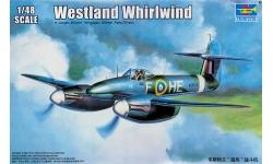 Whirlwind Mk I Westland - TRUMPETER 02890 1/48