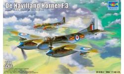 Hornet F.Mk. 3 de Havilland - TRUMPETER 02894 1/48