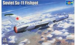 Су-11 Сухой - TRUMPETER 02898 1/48