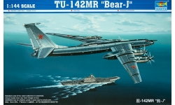 Ту-142МР Туполев, Орел - TRUMPETER 03905 1/144
