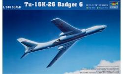 Ту-16К-26 Туполев - TRUMPETER 03907 1/144