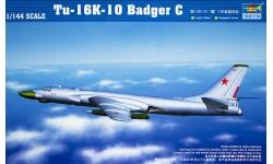 Ту-16К-10 Туполев - TRUMPETER 03908 1/144