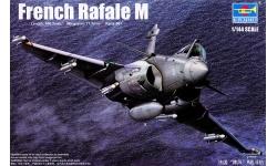 Rafale M Dassault - TRUMPETER 03914 1/144