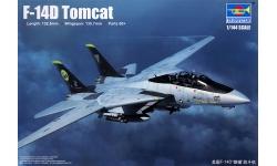 F-14D Grumman, Super Tomcat - TRUMPETER 03919 1/144