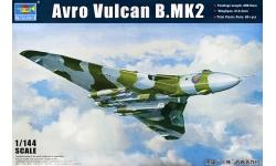 Vulcan B.2 Avro - TRUMPETER 03931 1/144