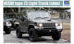 Type 73 Light Truck Mitsubishi - TRUMPETER 05520 1/35