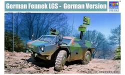 Fennek Krauss-Maffei Wegmann (KMW), LGS - TRUMPETER 05534 1/35