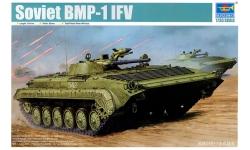 БМП-1 - TRUMPETER 05555 1/35