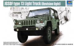Type 73 Light Truck Mitsubishi - TRUMPETER 05572 1/35