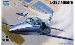 L-39C Aero, Albatros - TRUMPETER 05804 1/48