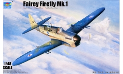 Firefly FR.1 Fairey - TRUMPETER 05810 1/48
