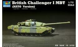 FV4030/4 ROF Leeds, Alvis, Challenger 1, MBT - TRUMPETER 07106 1/72