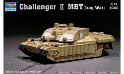 FV4034 Alvis, Challenger 2, MBT - TRUMPETER 07215 1/72