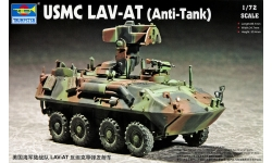 LAV-AT GDLS-C, Light Armored Vehicle - TRUMPETER 07271 1/72