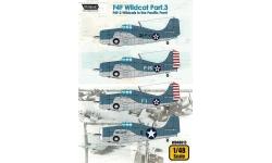 F4F-3 Grumman, Wildcat - WOLFPACK DESIGN WD48013 1/48