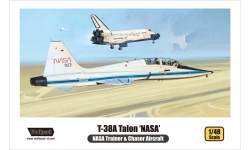 T-38A Northrop, Talon - WOLFPACK DESIGN WP10002 1/48 PREORD