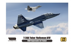 T-38A Northrop, Talon - WOLFPACK DESIGN WP10004 1/48 PREORD