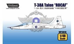 T-38A Northrop, Talon - WOLFPACK DESIGN WP10010 1/48 PREORD