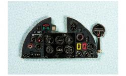 Hurricane Mk. II Hawker. Приборная доска (AIRFIX, REVELL, HASEGAWA) - YAHU YMA7242 1/72
