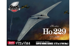 Ho 229 Horten - ZOUKEI-MURA Super Wing Series 1/72 & 1/144 No. 1
