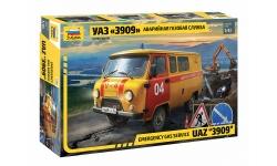 УАЗ-3909 - ЗВЕЗДА 43003 1/43