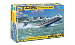 Бе-200ЧС, Бериев - ЗВЕЗДА 7034 1/144