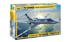 Ту-134УБЛ Туполев, Crusty-B - ЗВЕЗДА 7036 1/144