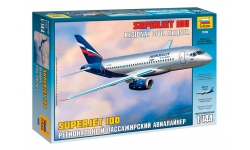 Superjet 100, SSJ100 Сухой - ЗВЕЗДА 7009 1/144