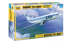 Boeing 737-800 - ЗВЕЗДА 7019 1/144