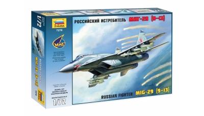 МиГ-29С (9-13С) - ЗВЕЗДА 7278 1/72