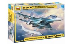 Су-30СМ Сухой - ЗВЕЗДА 7314 1/72